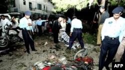 انفجار در محل سخنرانی رییس سابق دیوان عالی پاکستان