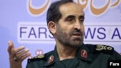 علی شادمانی، معاون عمليات ستاد کل نيروهای مسلح ايران