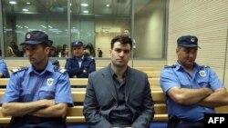Organizator atentata: Milorad Ulemek Legija u sudnici