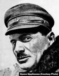 Нафталий Френкель, начальник БАМлага. 1930-е гг.