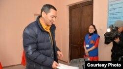 Экс-кандидат в президенты Кыргызстана Омурбек Бабанов. Архивное фото.