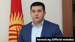 Урматбек Самаев.