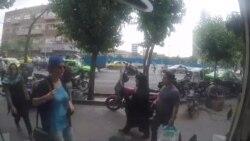 Дарожны трафік у Тэгеране