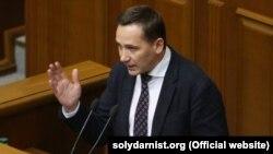 Костянтин Яриніч був народним депутатом 8-го скликання від «Блоку Петра Порошенка»
