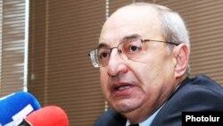 Armenia -- Chairman of RA Public Council Vazgen Manukian, undated