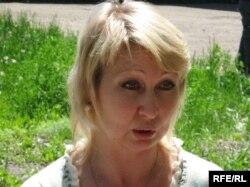 Елена Варганова, теміртаулық мұғалім.