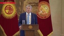 «Я и так лишнего наговорил»: президент Кыргызстана раскритиковал Казахстан и коллегу Назарбаева