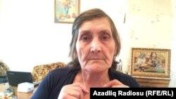 Мать Хадиджи Эльмира Исмайлова