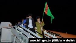 Türkmen zyýaratçylary
