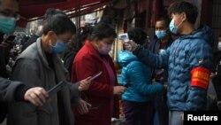 QR kodovi na mobilnim telefonima u Kini se tokom pandemije koriste za kontrolu kretanja