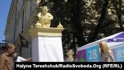 Стовп ганьби, Львів, 3 липня 2012 року
