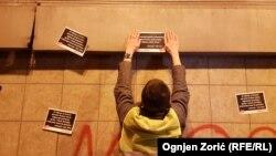 Neispunjena obećanja Vučića na zidu tunela u Beogradu