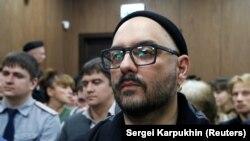 Кирилл Серебренников в зале суда. 7 ноября 2018 года
