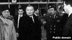 Karimov 1999 yilning 16 fevralida