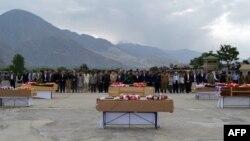 У суботу у Пакистані прощаються з загиблими