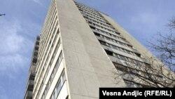 Çoxmənzilli bina (arxiv fotosu)