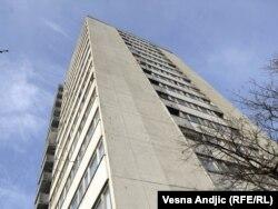 Vojni hotel u kojem se odigrala tragedija, 7. decembar 2011.