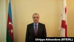 Посол Грузии в Азербайджане Теймураз Шарашенидзе