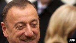 Ильхам Алиев в Риге, 17 января 2011