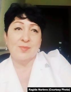Рәгидә Нуриева