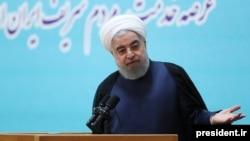 Иран президенти Хасан Роухани