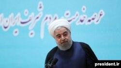 Presidenti iranian, Hassan Rohani.
