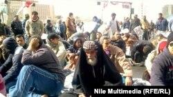 ميدان التحرير بالقاهرة الجمعة 8 شباط