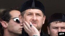 Рамзан Кадыров, архивное фото