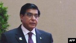 Пәкістан премьер-министрі Раджа Первез Ашраф.