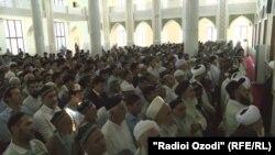 Заупокойная молитва кончины Каххора Махкамова