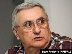 """Metodije Prkačin na konferenciji """"Rat za mir - 20 godina kasnije"""", 2. decembar 2011."""