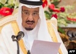 Король Саудовской Аравии Салман бин Абдулазиз