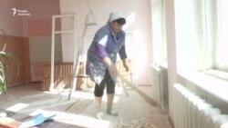 Учеба и жизнь в интернате во время ремонта