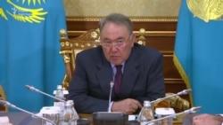 Назарбаев назвал нападения в Алматы терактом