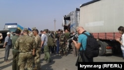 Блокада Криму, 21 вересня 2015
