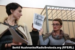 Адвокати Миколи Коханівського Нонна Надіч і Оксана Харакоз говорять про процесуальні порушення