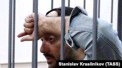 Кирилл Серебренников в Басманном суде. Москва, 23 августа 2017 года
