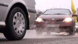 У Запоріжжі власники авто з іноземною реєстрацією організували автопробіг (відео)