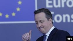 Дэвид Кэмерон не поддерживает выход Великобритании из ЕС