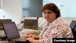 Азаттық радиосы Әзербайжан қызметінің журналисі Хадиджа Исмаилова