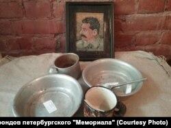 """Экспозиция из фондов петербургского """"Мемориала"""""""