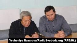 Олександр Сін (зліва), архівне фото