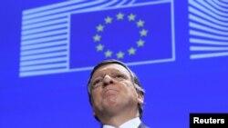 Жозе Мануэл Баррозу көтелмәгән бүләккә карата фикерен белдерә