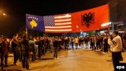 Белградский матч смотрели и в Косове