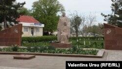 Monumentul de la Cimișlia