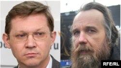 Владимир Рыжков и Александр Дугин