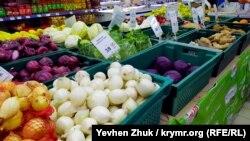 Крымский супермаркет, иллюстрационное фото