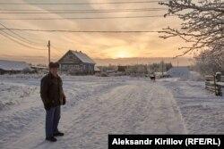 Сергей Кривченков, единственный русский в тверской деревне
