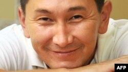 Корреспондент газеты «Уральская неделя» Лукпан Ахмедьяров.