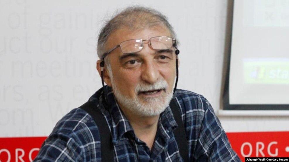 Image result for Politoloq Hikmət Hacızadə